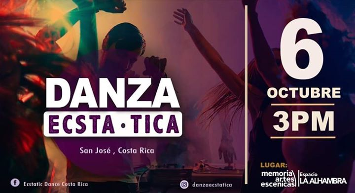 Danza EcstaTica en San José