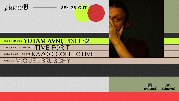 Yotam Avni, Pixel82