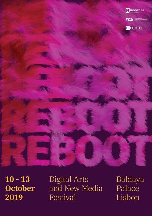 Reboot - Digital Arts and New Media Festival