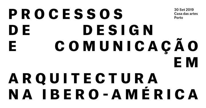 Processos de design e comunicação em Arquitectura #1