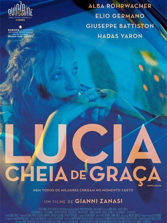 Cinema | Lúcia Cheia de Graça, de Gianni Zanasi