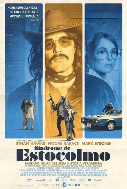 Cinema | Síndrome de Estocolmo, um filme de Robert Budreau