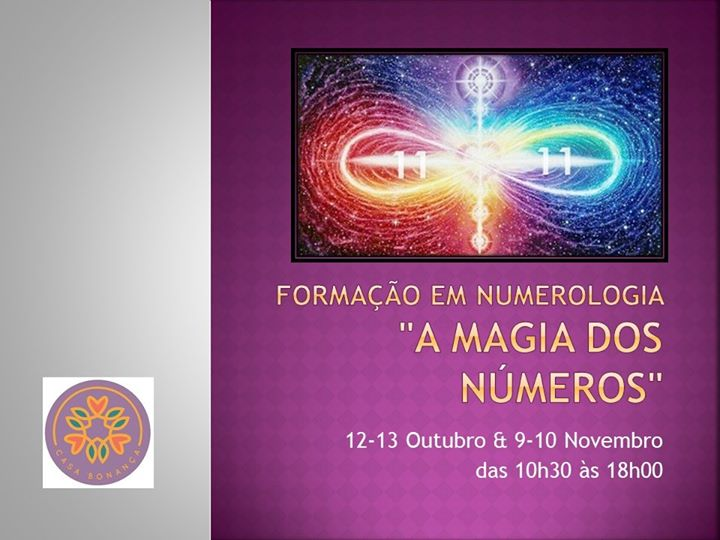Formação em Numerologia