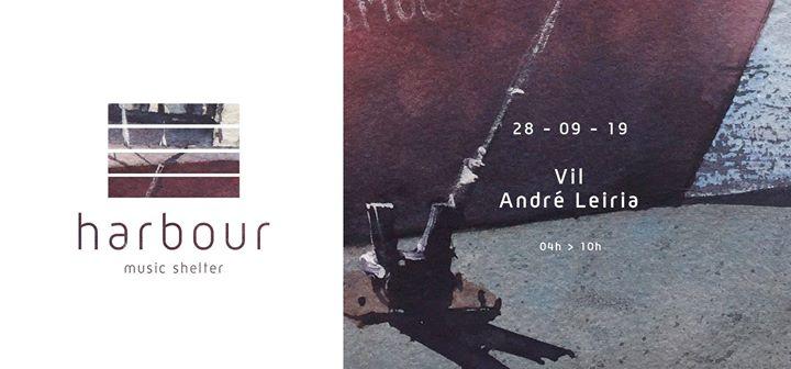 Harbour ▴ Vil + Andre Leiria