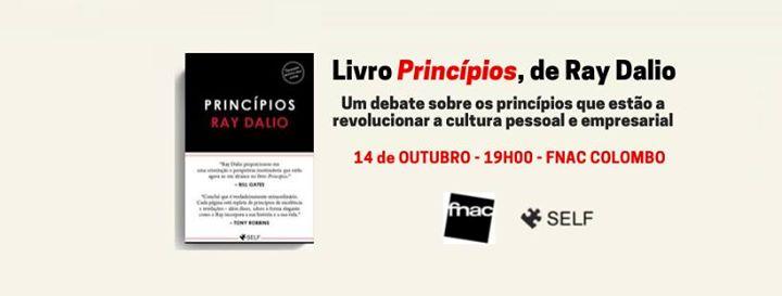 Debate - Livro Princípios de Ray Dalio