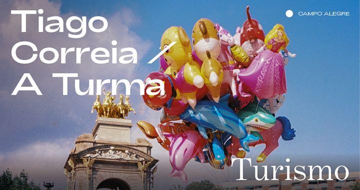 Tiago Correia ⁄ A Turma [Estreia]