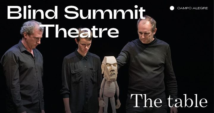 Blind Summit Theatre ⁄ The table [FIMP 2019]