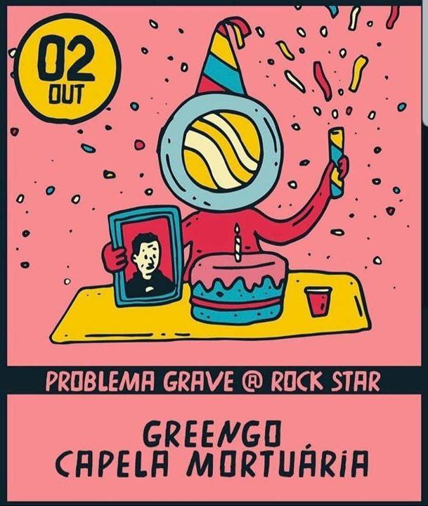 Greengo e Capela Mortuária - Braga Music Week
