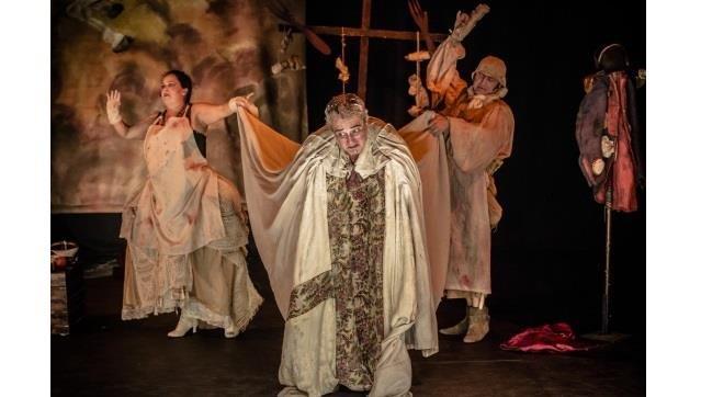 CICLO DE TEATRO ESPANHOL - El Camino del Paraíso - Teatro Guirigai