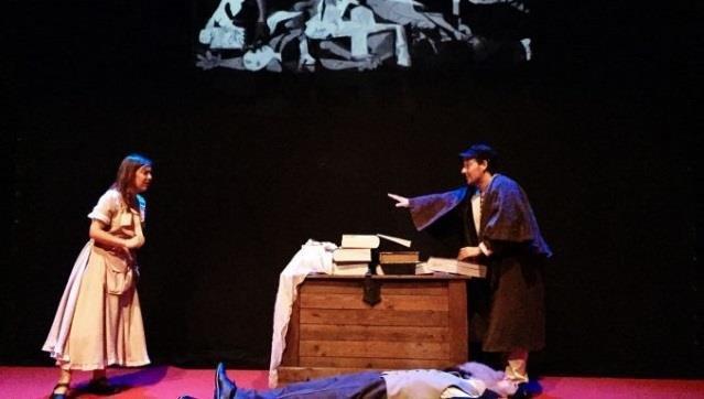 CICLO DE TEATRO ESPANHOL - Diálogo de Sombras - Tranvía Teatro