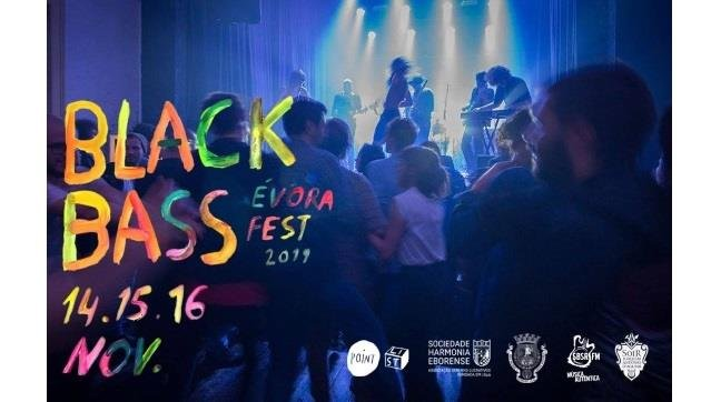 BLACK BASS - ÉVORA FEST 2019