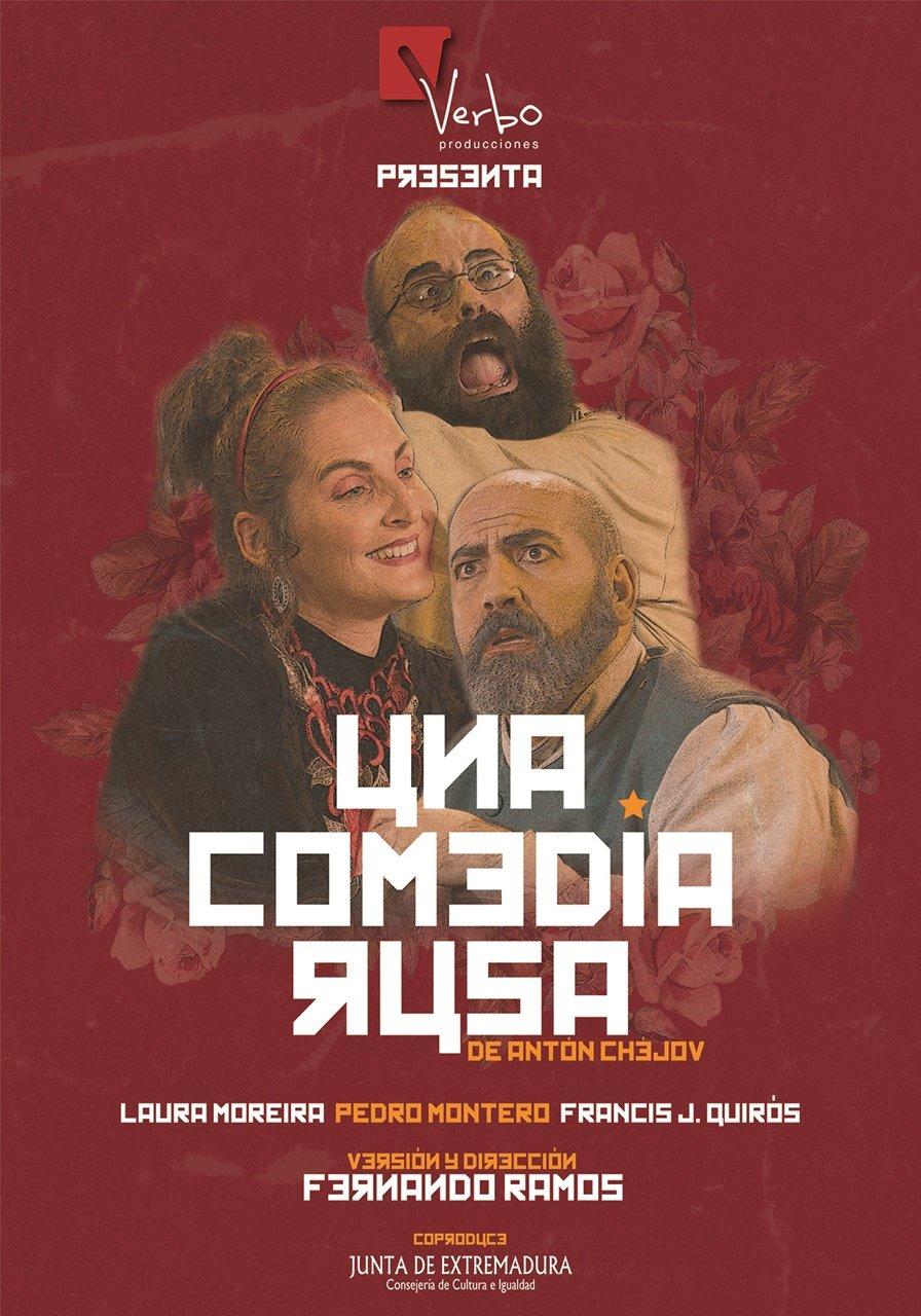 """Teatro: """"Una comedia rusa"""""""