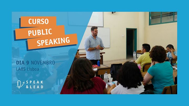 Curso Public Speaking - Lisboa