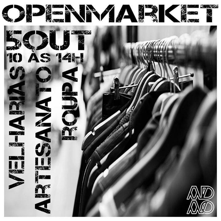 Open Market - Feira do Porta-Malas