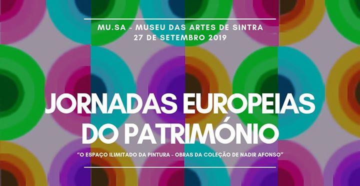 Jornadas Europeias do Património | Nadir Afonso