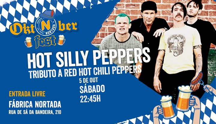 Tributo a Red Hot Chili Peppers | Oktoberfest