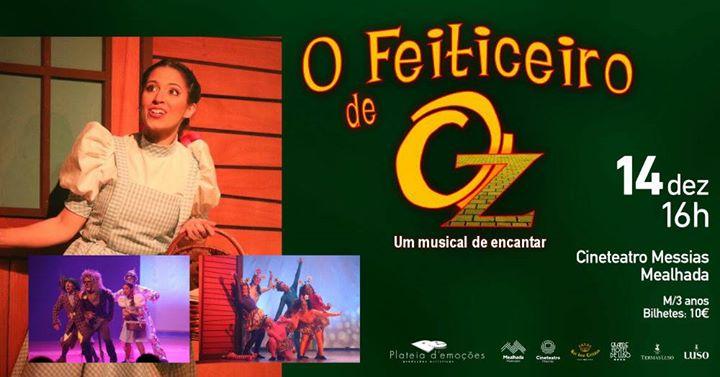 O Feiticeiro de Oz - Teatro Musical Infantil