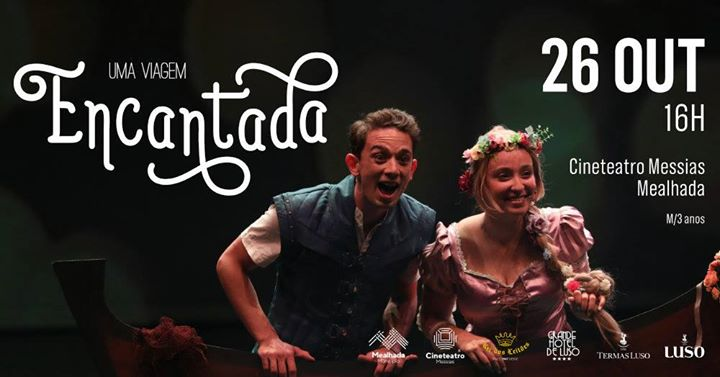Uma Viagem Encantada - Teatro Infantil