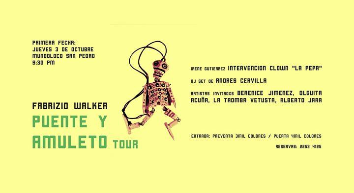 ¡Fiesta de despedida! Puente y Amuleto Tour