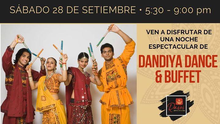 "Dandiya Dance & Buffet ""All You Can Eat"""