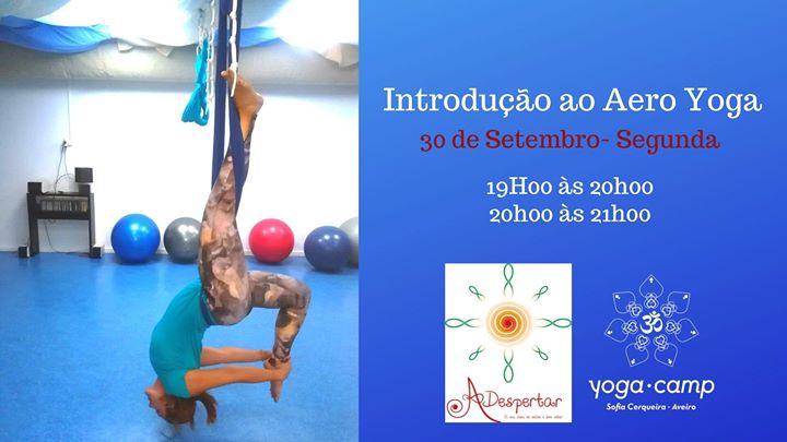 Introdução ao Aero Yoga