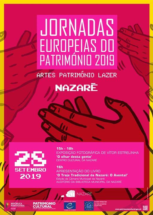 Jornadas Europeias do Património 2019 na Nazaré