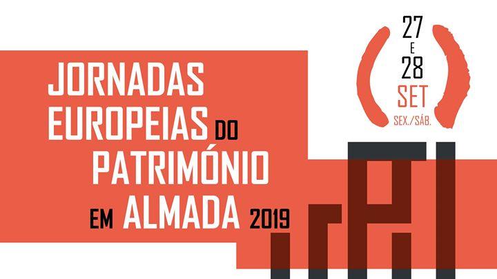 Jornadas Europeias do Património em Almada 2019