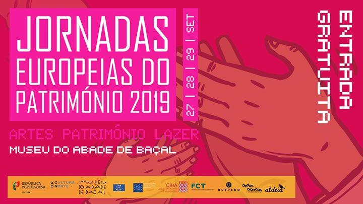 Jornadas Europeias do Património 2019 no MAB