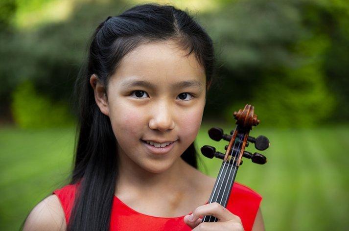 Leia Zhu com Orquestra Clássica Espinho