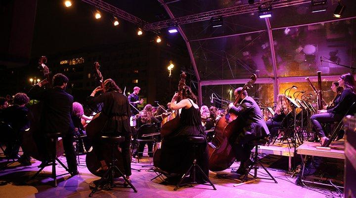 Coro Crescendo da AME com Orquestra Clássica Espinho