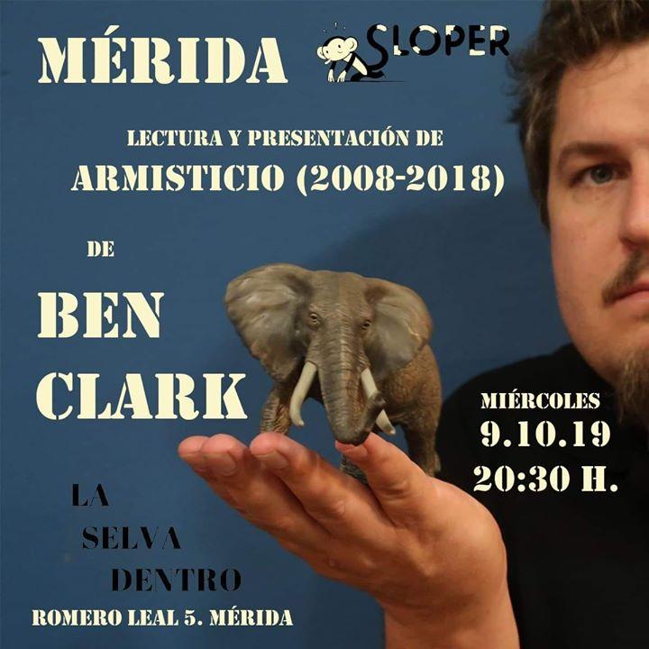 Ben Clark En Mérida