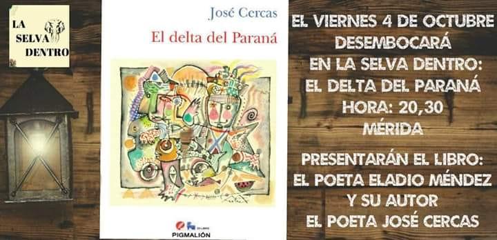 El Delta Del Paraná, Con José Cercas