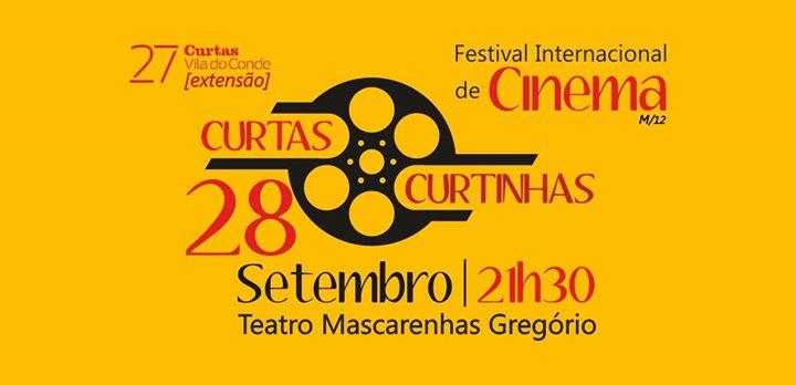 Curtas Vila do Conde – Festival Inter. de Cinema em Silves