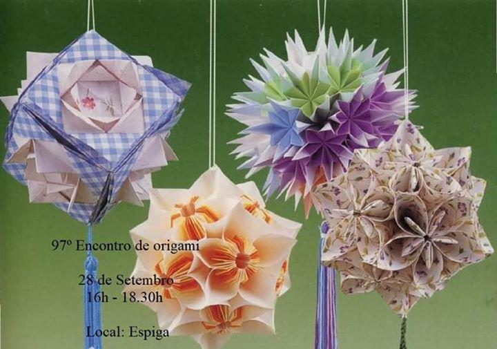 97º Encontro de origami