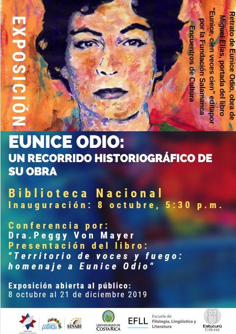 Eunice Odio un recorrido historiográfico de su obra