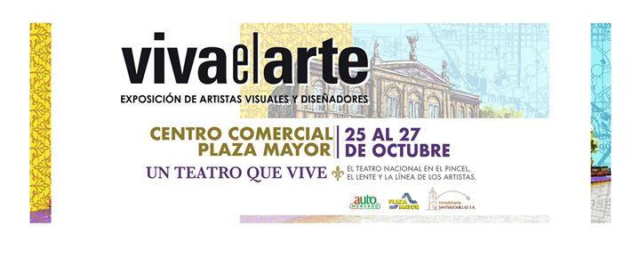 Viva el Arte - Plaza Mayor 2019