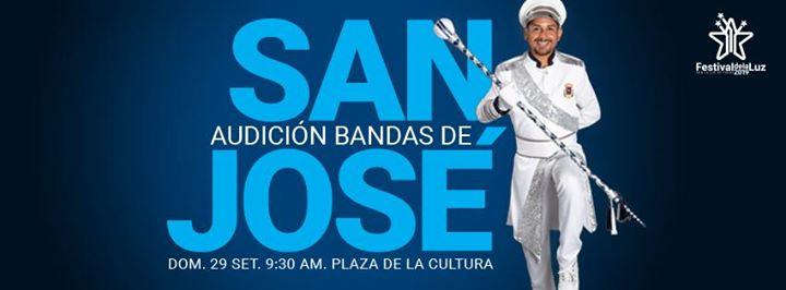 Audición de Bandas de San José