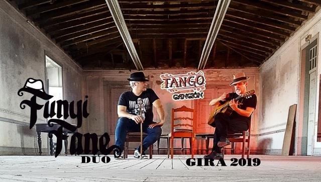 Funyi Fane duo /Tango canção