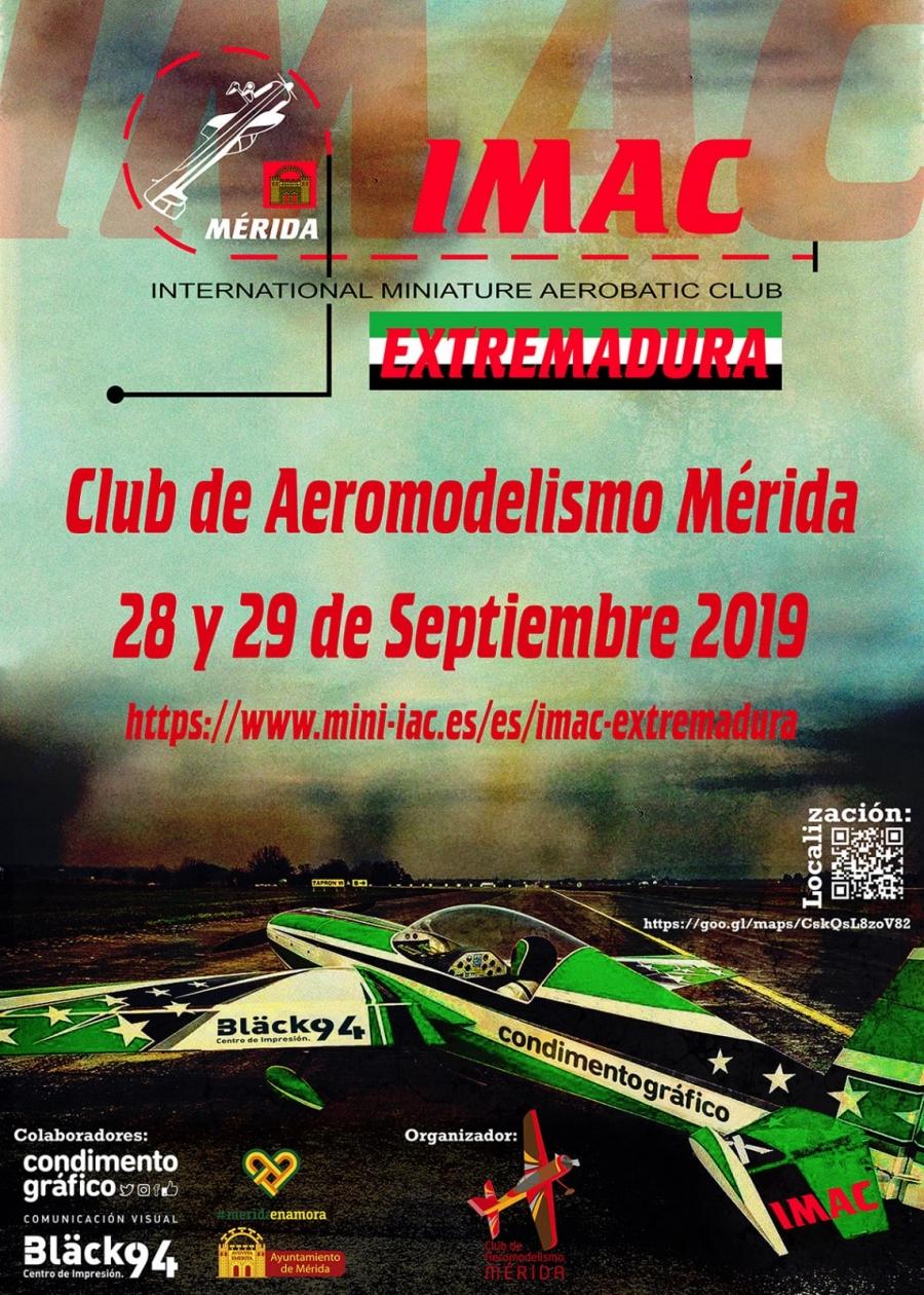 IMAC Extremadura 2019 Automodelismo