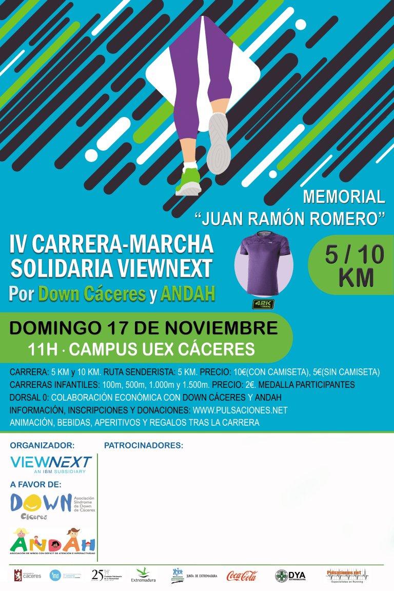 IV Carrera Solidaria Viewnext