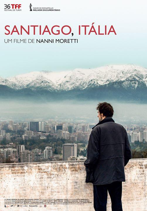 Cinema | 'Santiago, Itália', de Nanni Moretti