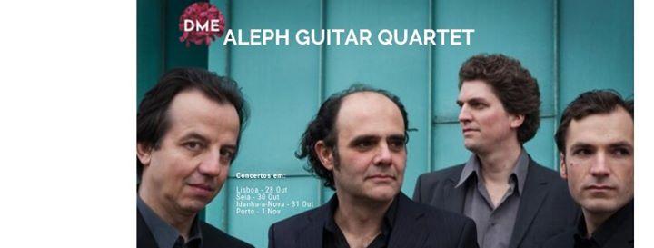 Digressão Aleph Guitar Quartet
