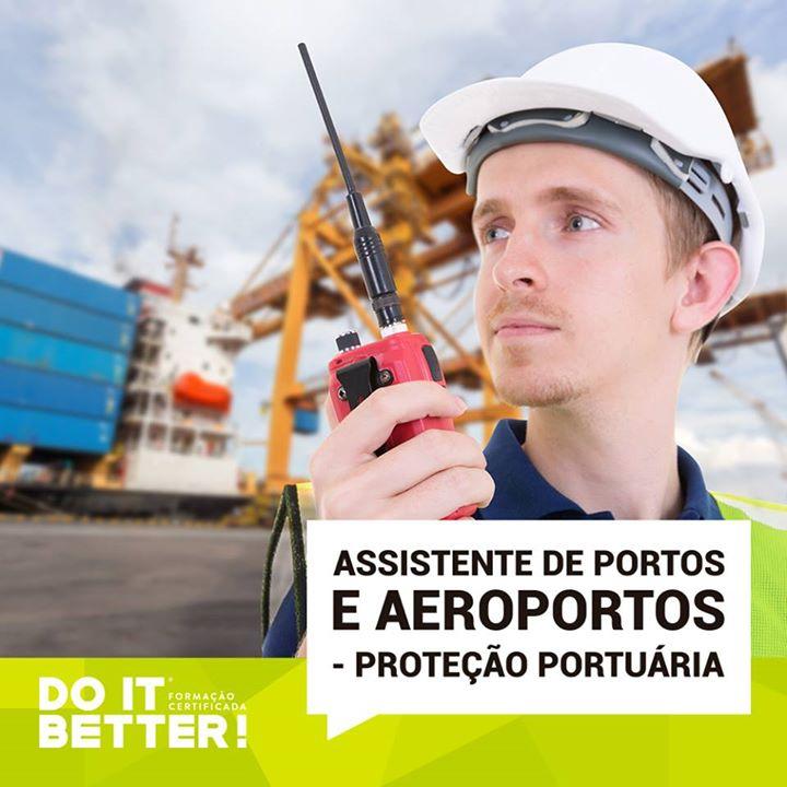 Curso de Assistente de Portos e Aeroportos - Proteção Portuária