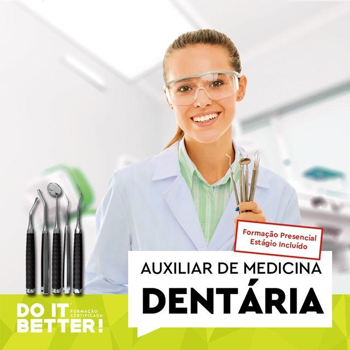 Curso Auxiliar de Medicina Dentária
