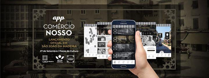 Lançamento Oficial APP Comércio NOSSO / São João Nosso
