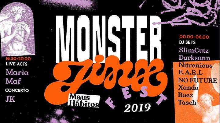 Monster Jinx Fest 2019