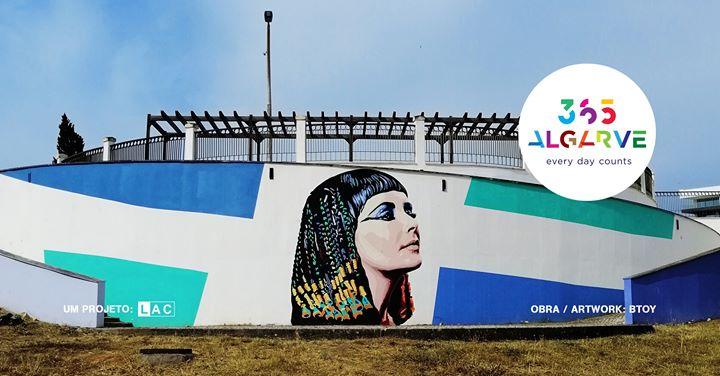 Street Art Lab - Lagos, Portugal