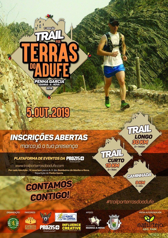 1º Trail por Terras do Adufe