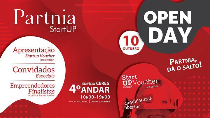 OPEN DAY - Partnia