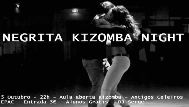 Negrita Kizomba Night